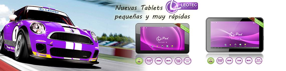 Leotec Tablets