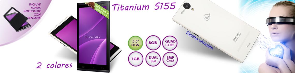 Leotec Titanium S155