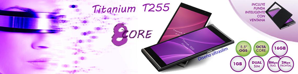 Leotec Titanium T255