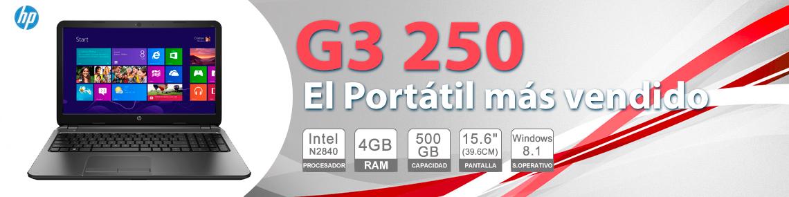HP G3 250