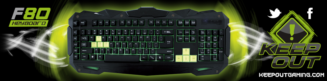 Keepout F80 Keyboard