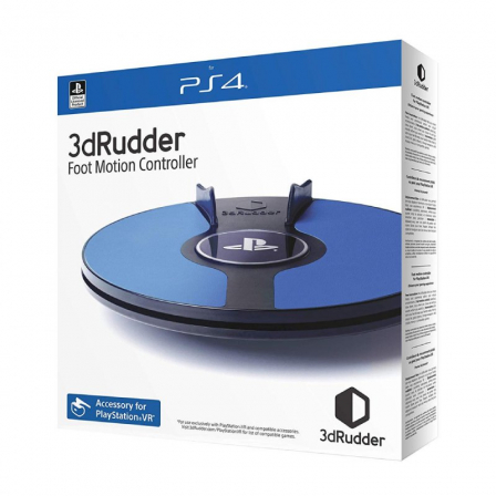 3DRUDDER3DRUDDERPS