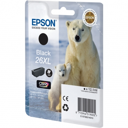 EPSONC13T26214012