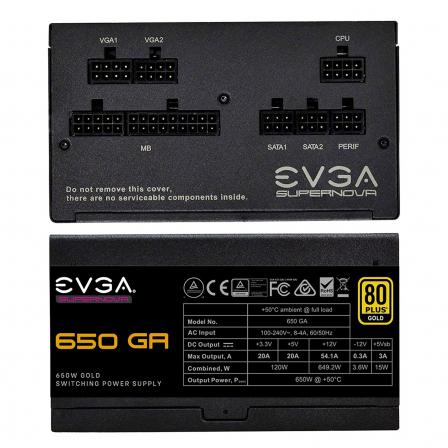 EVGA220-GA-0650-X2