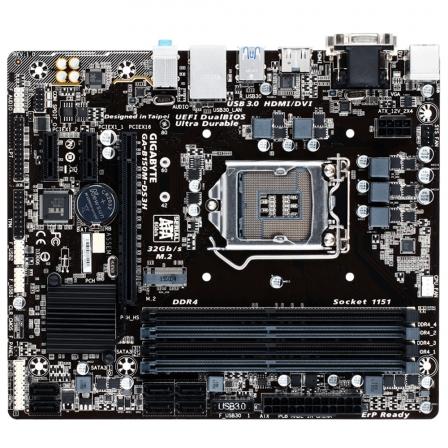 GIGABYTEGA-B150M-DS3H DDR4