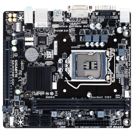 GIGABYTEGA-H110M-S2V DDR4