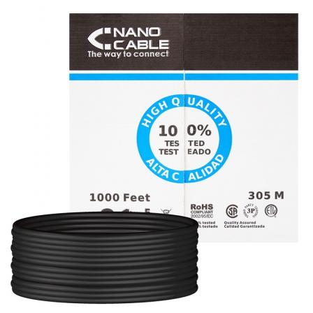 NANO CABLE10.20.0304-EXT-BK