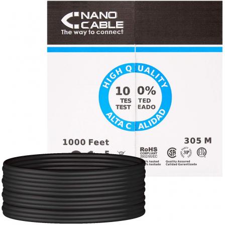 NANO CABLE10.20.0504-EXT-BK
