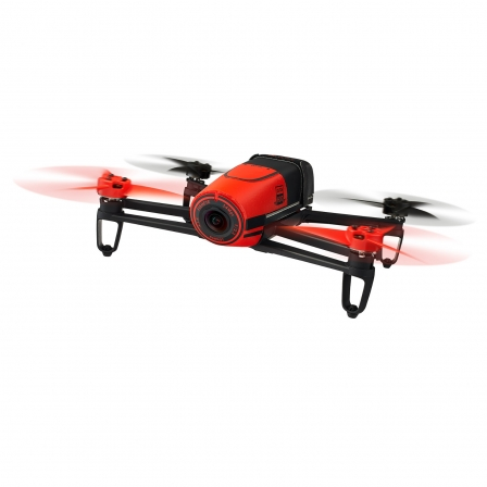 PARROTBEBOP DRONE RED