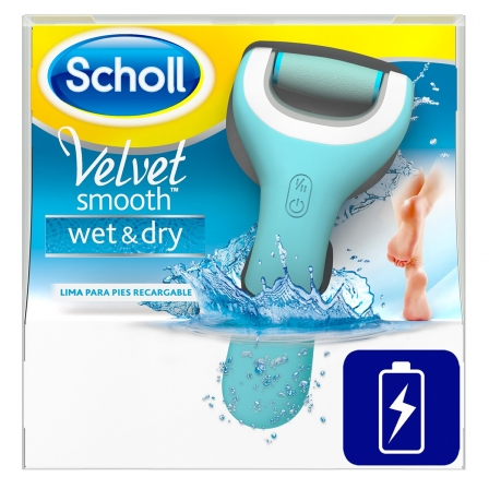 SCHOLLVELVET SMOOTH WET AND DRY