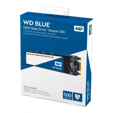 WESTERN DIGITALWDS500G2B0B