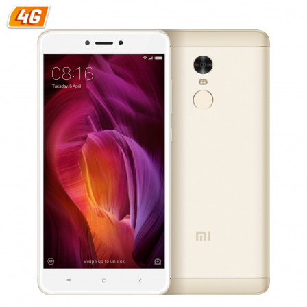 XIAOMINOTE4 DS GOLD 32