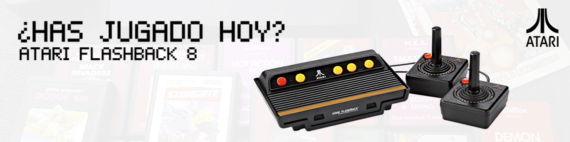 ATGAMES Atari