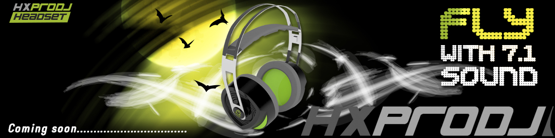 Keep Out HXPRODJ Headset