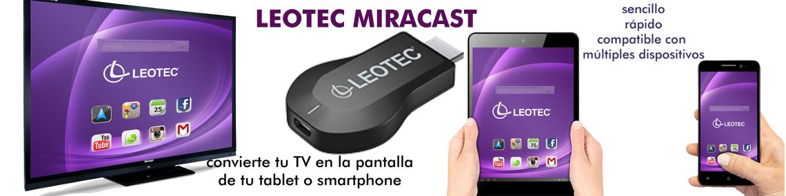 Leotec Miracast