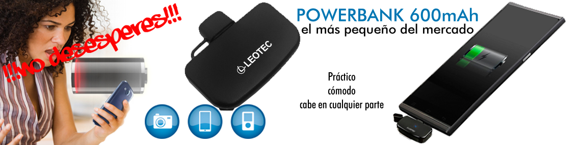 Leotec Powerbank