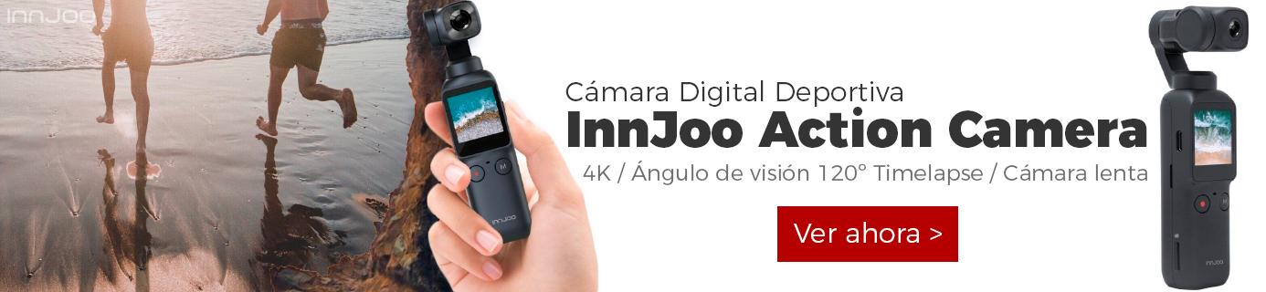 Ver Cámara Digital Deportiva InnJoo Action Camera