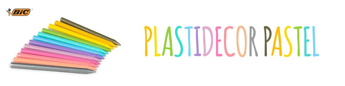 BIC Plastidecor Pastel