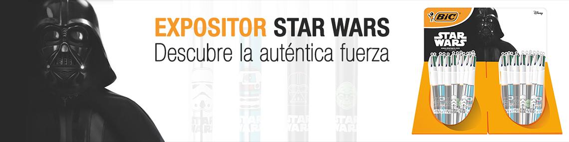 BIC Star Wars Expositor