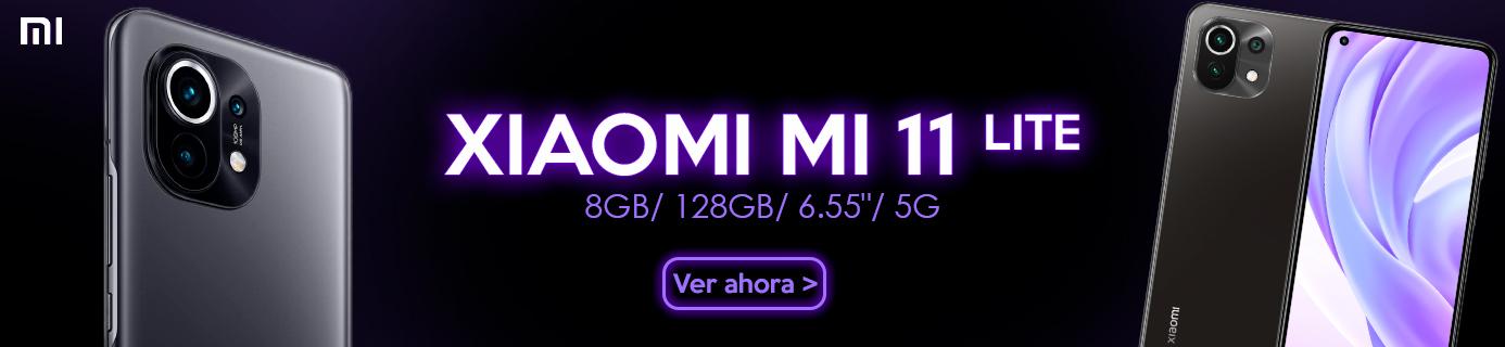 Ver Smartphone Xiaomi Mi 11 Lite